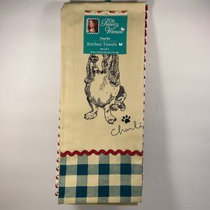 The Pioneer Woman Charlie Kitchen Towels Set of 2